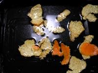 重曹で魚焼きグリルを洗う方法の参考画像